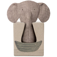 Noah's Friends Crinkle Toy | Elephant