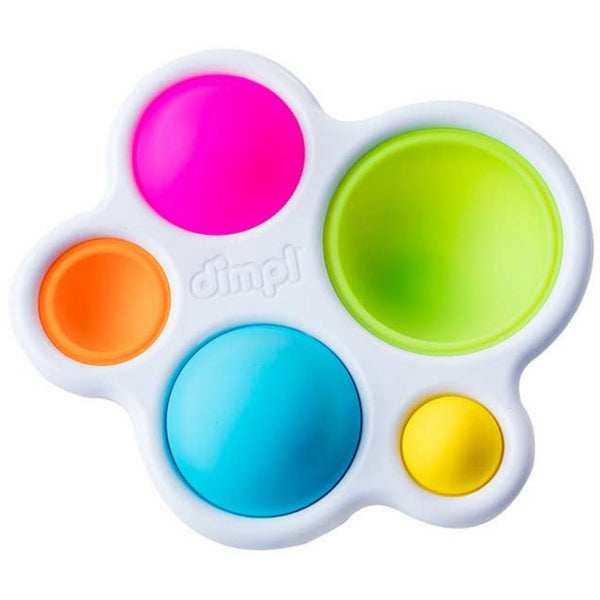 dimpl Silicone Sensory Toy
