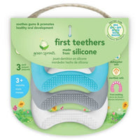 Silicone First Teethers  Set 3 Pack