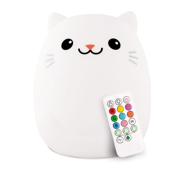 Lumipet LED Silicone Night Lights | Kitty
