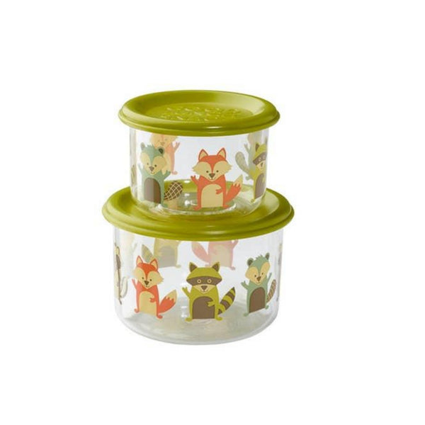 O.R.E.  Set of Small Snack Containers