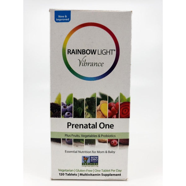 Rainbow Light Prenatal One Multivitamin