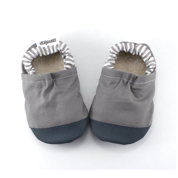 Scooter Booties | Non-Skid Infant and Toddler Booties