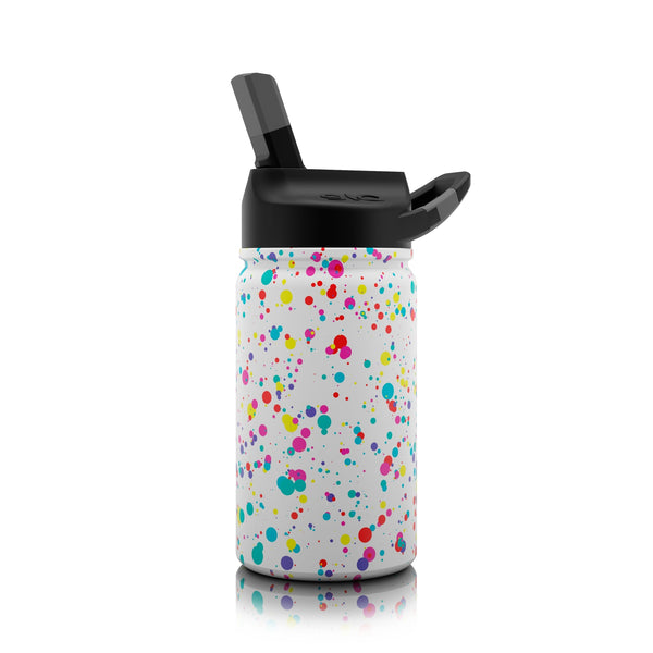 lil SIC 12oz Insulated Water Bottle | Confetti