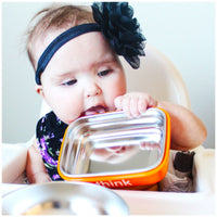 thinkbaby Stainless Steel Non-Leak Bento Box
