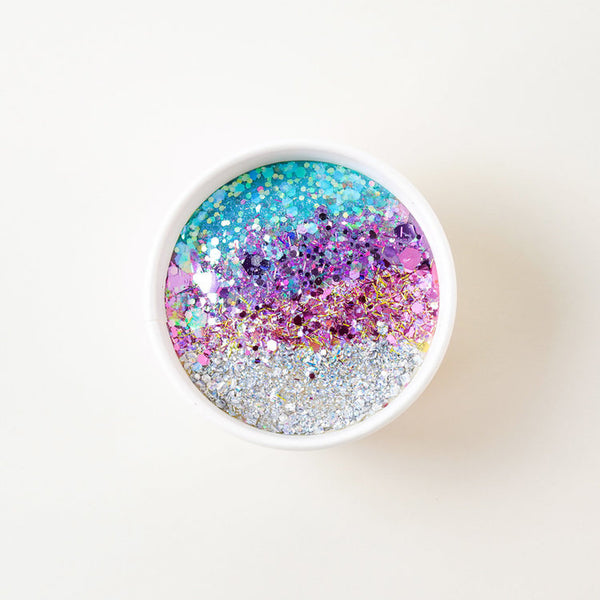 Eco-Friendly Playing Dough | Unicorn Sparkle