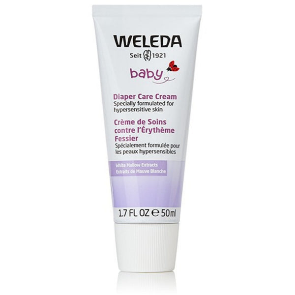 Weleda White Mallow Diaper Rash Cream