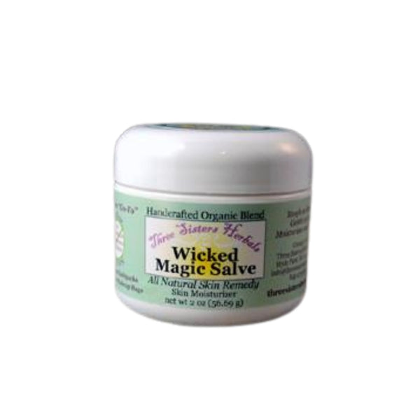Three Sisters Herbals Wicked Magic Healing Salve