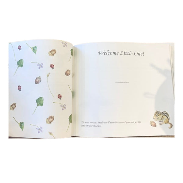Your First Year | Limited Edition Baby Book
