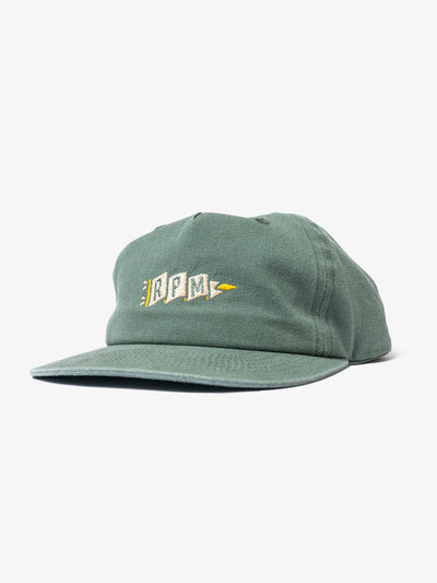 Banner Day Strapback Hat