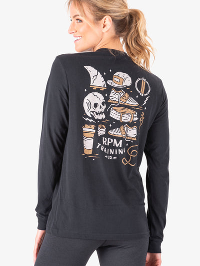 Well Traveled Long Sleeve