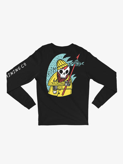 Hazy Fisherman Long Sleeve
