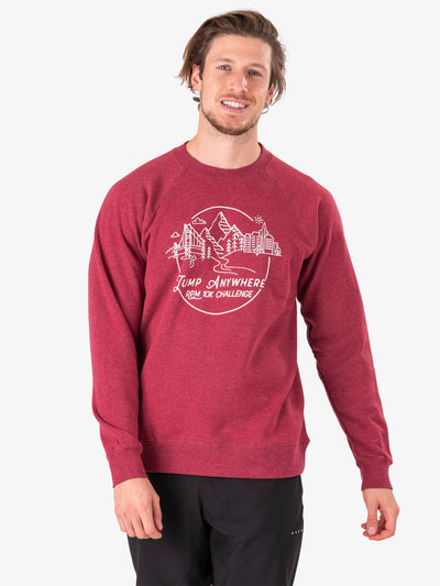 Jump Anywhere '20 Crewneck