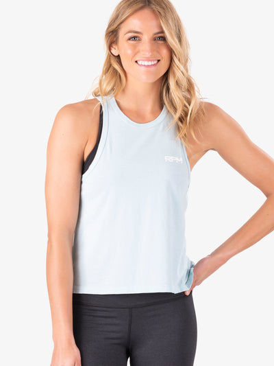 Casual Fridays High Neck Tank