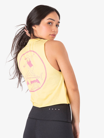 Rosie's Ride Cut Off Muscle Tank