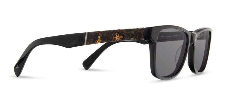 Canby: Black // Pinecone - Grey Polarized