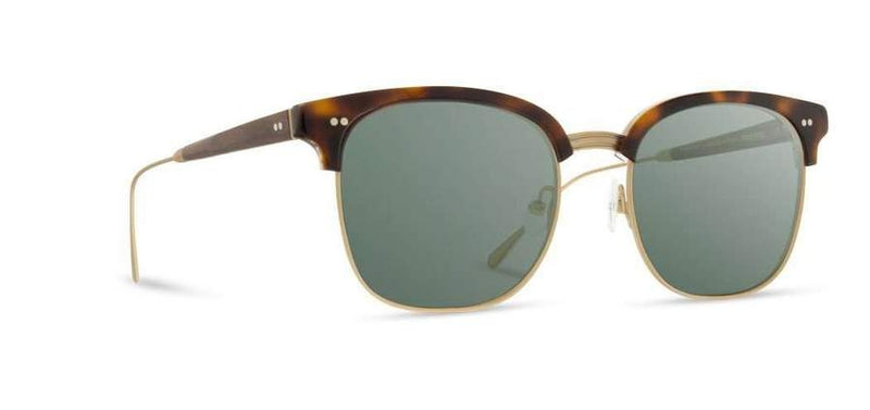 Foster: Brindle & Matte Gold // Walnut - G15 Polarized