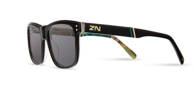 Monroe: Zak Noyle // Shark's Cove - Grey Polarized