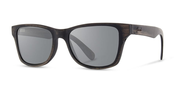Canby: Distressed Dark Walnut - Grey Polarized
