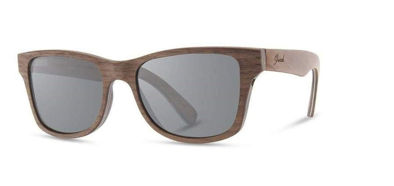 Canby: Walnut - Grey Polarized