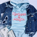 Kindness Is Magic Graphic Hoodie - Brand Squawk Apparel