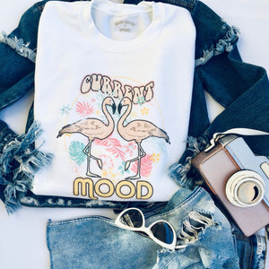 Current Mood Graphic Sweatshirt - Brand Squawk Apparel