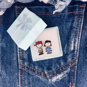 The Peanuts Gang Earrings Collection - Brand Squawk Apparel