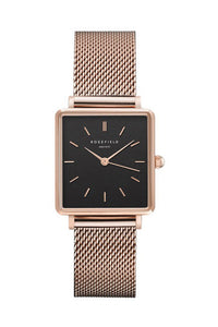 Square Mesh Watch