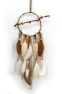 Branch Feathers Dreamcatcher