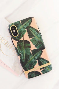 Leaf iPhone Case