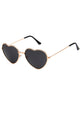 Wild Retro Heart Sunglasses