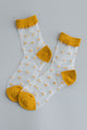 Monofilament Crew Socks