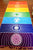 Rainbow Beach Mat Yoga Mat
