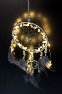 LED Romantic Hanging Dreamcather