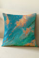 Blue Print Cushion Cover