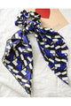 Patchwork Ribbon Scrunchie