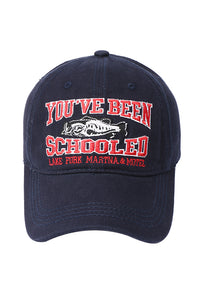Shark Embroidery Baseball Cap