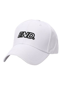 END Baseball Cap
