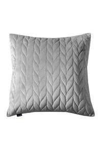 Leaf Veins Velvet Cushion Cover