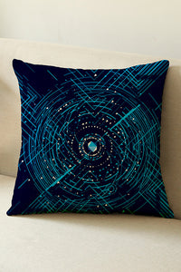 Geimetry Square Cushion Cover