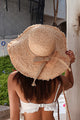 Straw Ribbon Hats