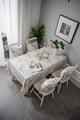 Marble Pattern Table Cloth