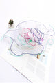 Organza Flower Hat