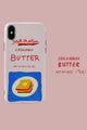 Butter Bread Phone Case