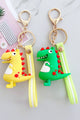 Dinosaur Doll Key Chain