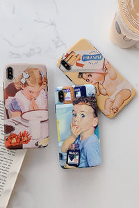 Lovely Baby Phone Case