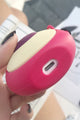 Strawberry Bear Airpods Case