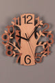 Bird Wood wall clock
