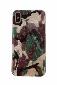 Camouflage Stereoscopic Phone Case