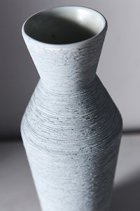 Simple Color Wire Drawing Ceramic Vase